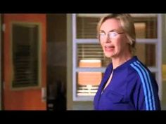 """▶ The Best of Sue Sylvester. This includes the scene where Sue calls roll and identifies students with monikers like """"Asian, other Asian, wheels...."""" - YouTube"""