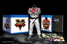 Street Fighter V Collector's Edition - PlayStation 4 Capcom http://smile.amazon.com/dp/B014PCUKJO/ref=cm_sw_r_pi_dp_Cl29vb15R4MN6