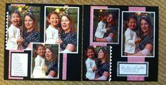 2 page layout of 'Mummy&Me'