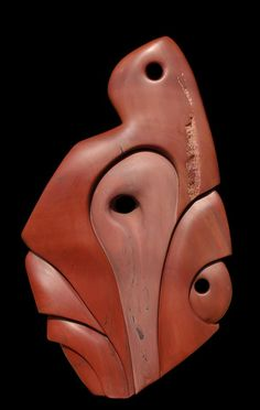 """This stunning McKee piece is made from Pipestone and is 26"""" x 15"""" x 5"""" in size."""