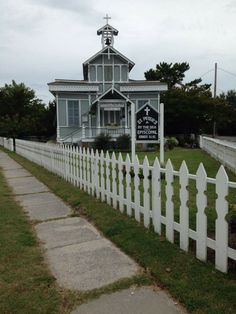 St. Peter's by the Sea, Cape May Point, NJ