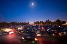 A lot of fun at the drive-in in #Concord at Solano West Wind; terrific in the winter months when shows start much earlier.