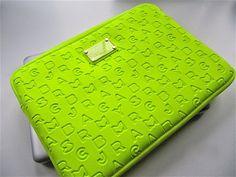 Marc by Marc Jacobs laptop case, via c-h-o-u-p-e-t-t-e