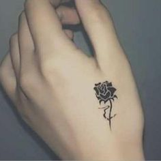 30 Beautiful Tattoos for Girls - Latest Hottest Tattoo Designs Tiny Tattoos With Meaning, Cute Tiny Tattoos, Pretty Tattoos, Beautiful Tattoos, Small Tattoos, Hand Tattoos, Rose Tattoos, Flower Tattoos, Body Art Tattoos