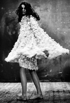 Damaris Goddrie, Luz Sanchez by Paolo Roversi for Vogue Italia September 2015 2