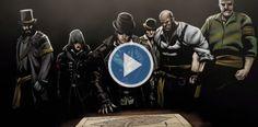 Ubisoft muestra un brillante corto animado de Assassin's Creed Syndicate