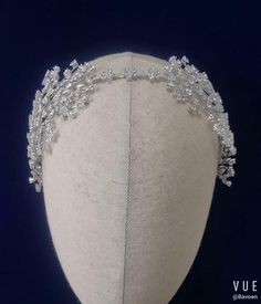 Metal Comb, Wedding Headband, Hair Vine, Tiaras And Crowns, Wedding Hair Accessories, Headbands, Wedding Hairstyles, Sparkle, Crystals