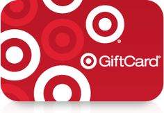 FLASH GIVEAWAY: Win $100 Target Gift Card! Ends 12/6...winner gets gift card tomorrow!