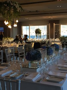 Harbour Room Royal Melbourne Yacht Squadron St Kilda Foodanddesire