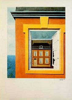 artnet Galleries: Eulogy of the Dialectic by René Magritte from Thurston Royce Gallery of Fine Art, LTD.