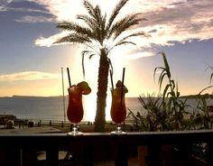 Atardecer en Ibiza...