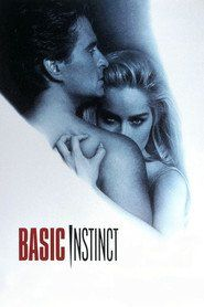 Basic Instinct is a 1992 American erotic thriller film directed by Paul Verhoeven and written by Joe Eszterhas, and starring Michael Douglas and Sharon Stone. Wayne Knight, Basic Instinct Movie, Movies To Watch, Good Movies, Movies 22, Movies Free, Netflix Movies, Film Mythique, Bon Film