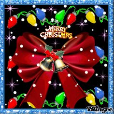 MERRY CHRISTMAS Greetings gif Animated Christmas Tree, Merry Christmas Pictures, Holiday Gif, Merry Christmas Quotes, Merry Christmas Greetings, Christmas Scenes, Christmas Bells, Christmas Wishes, Winter Christmas