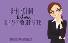 Reflect, reflect, reflect - the way of the teacher. Here is what I've learned going into the new semester.