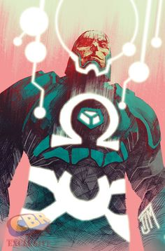 Lex Luthor as Darksied by Francis Manapul *