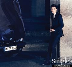 More Of Yeon Woo Jin In Singles' July Issue : Couch Kimchi
