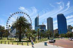 Perth Top Ten Tourist Attractions, Australia