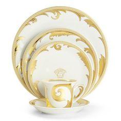 Versace dinnerware now in stock. For information please email INSTAGRAM@UNLIMITEDFURNITUREGROUP.COM