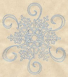Crystallized | Urban Threads: Unique and Awesome Embroidery Designs