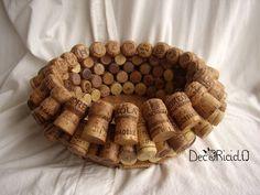 Wine Craft, Wine Cork Crafts, Wine Bottle Crafts, Wine Cork Projects, Wine Cork Art, Recycled Wine Corks, Champagne Corks, Wine Bottle Corks, Diy Arts And Crafts
