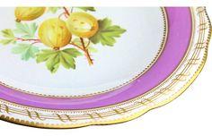 19th-C. Porcelain Tazza