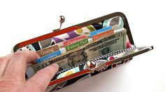 Dave Ramsey Cash Envelope System | DIY Printable AND Editable Cash Wallet Tabs | Awesome Organizing!