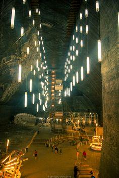 Salt mine, Turda-Romania