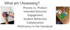 If I am not assessing the same thing for each project, then what AM I assessing? Below you can see 6 things you CAN assess in a TAB classroom, according to what's been successful for me.