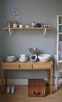 Luke & Oliver's Kitchen via @Design*Sponge