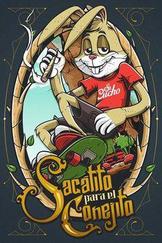 Bunny High in Town X Sr.Cucho (MEXICO) on Behance