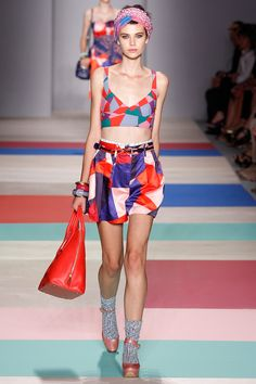 Marc by Marc Jacobs Spring 2013 RTW - Review - Fashion Week - Runway, Fashion Shows and Collections - Vogue - Vogue