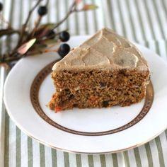 #vegan  Carrot Cake 2/Maple Cinnamon Frosting
