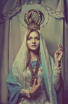 Madonna project by Widmanska