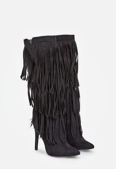 Cadellan Schuhe in Burgundy - günstig kaufen bei JustFab