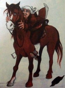 Horse Back Riding Lesson #2