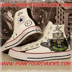 a70695b78383 230 Best Custom Converse Sneakers images