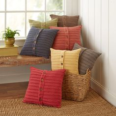 Found it at Joss & Main - Claire Pillow Cover by Birch Lane