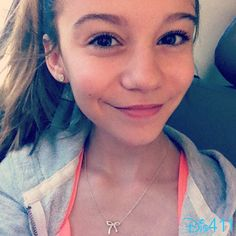 G Hannelius Traveling To Italy April 18, 2013