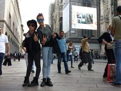 #Billboard #Activation #DuomoDiMilano #Milano
