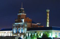 Tivoli Brewery building is the Auraria campus student Center for CU Denver, Metro State & Community College of Denver.