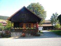 Česko, Velké Karlovice - Lidové stavby