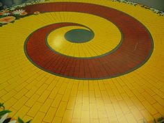 yellow brick road - Google Search