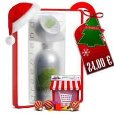 Gift Set Shower Gel fragranza Lime & Vanilla | Gel Doccia 600 ml Burro Corpo 100 ml. Per chi ama le fragranze energizzanti e dolci allo stesso tempo, anche come regalo per Natale.