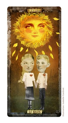 Sun by Isabelle Cardinal