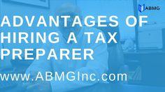 Benefits of Using a Tax Preparer - Los Angeles Tax Preparation Company -...