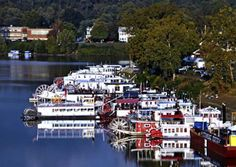101 Best Sternwheelers And Riverboats Images Paddle Boat