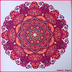 Het Enige En Echte Mandala Kleurboek