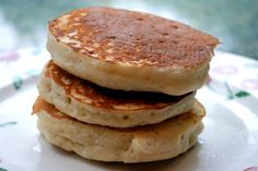 The Last Pancakes Recipe You'll Ever Need. Truly fluffy, puffy pancakes that are never heavy or dense and that are flavored with a pleasant vanilla aroma and taste.