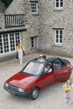 La Visa découvrable de 1984, ça vous rappelle des souvenirs ? Citroen Car, Vintage Cars, Classic Cars, Van, France, Retro, Autos, Cars, Vintage Classic Cars