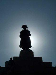Statue de Napoléon à Ajaccio